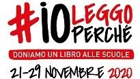 #IOLEGGOPERCHÉ, una raccolta di libri a sostegno delle biblioteche scolastiche