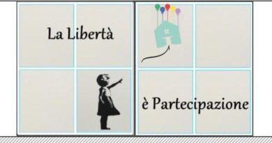 Libertà è …partecipazione! I murales dei cancelli dell'Officina